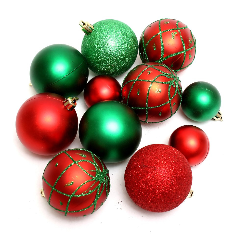 Red Christmas ornaments Best Of Red and Green Christmas ornaments – Happy Holidays Of Delightful 47 Photos Red Christmas ornaments