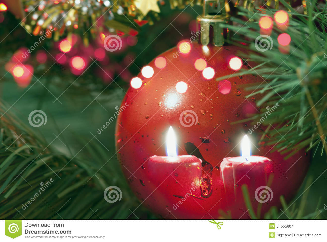 Red Christmas Tree ornaments Awesome Red Star Candle Christmas ornaments Of Attractive 44 Pics Red Christmas Tree ornaments