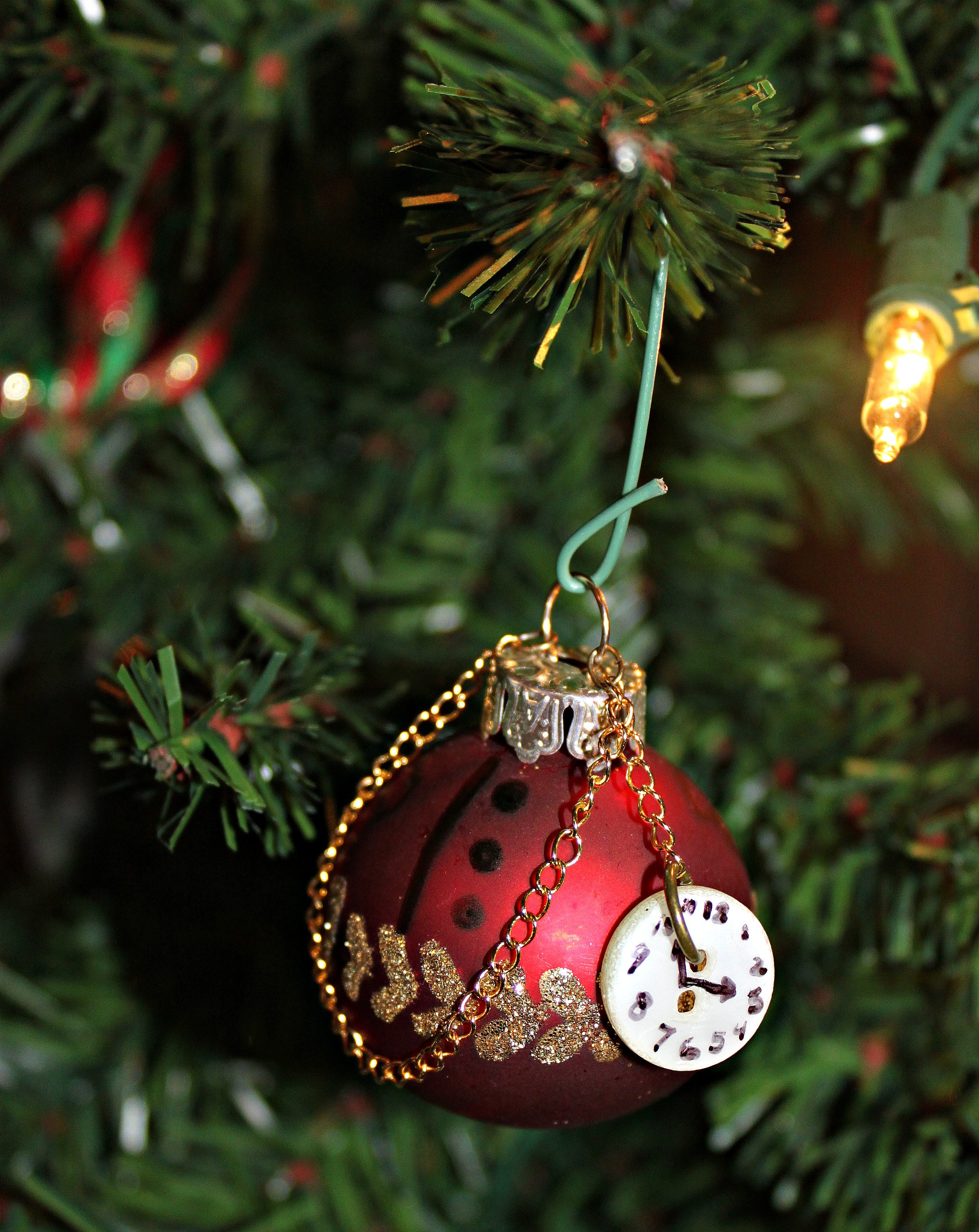 Red Christmas Tree ornaments Best Of Steampunk Christmas Tree ornaments Of Attractive 44 Pics Red Christmas Tree ornaments