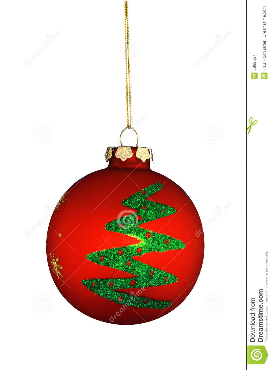 Red Christmas Tree ornaments Inspirational Round Christmas Tree ornament Stock Image Image Of Round Of Attractive 44 Pics Red Christmas Tree ornaments