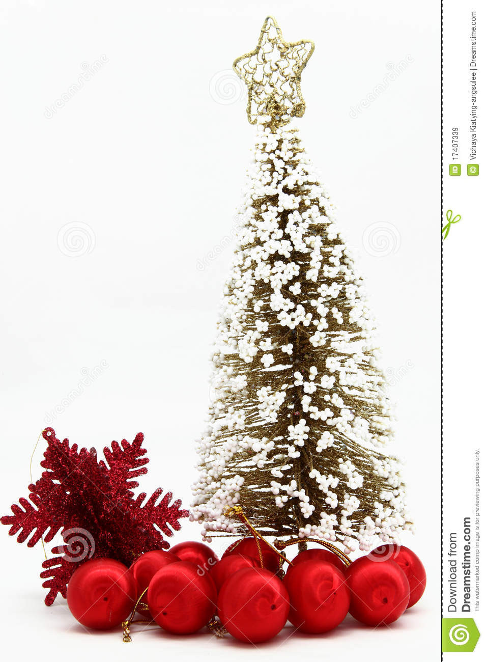 Red Christmas Tree ornaments Unique Christmas Tree with Red Ball ornament Royalty Free Stock Of Attractive 44 Pics Red Christmas Tree ornaments