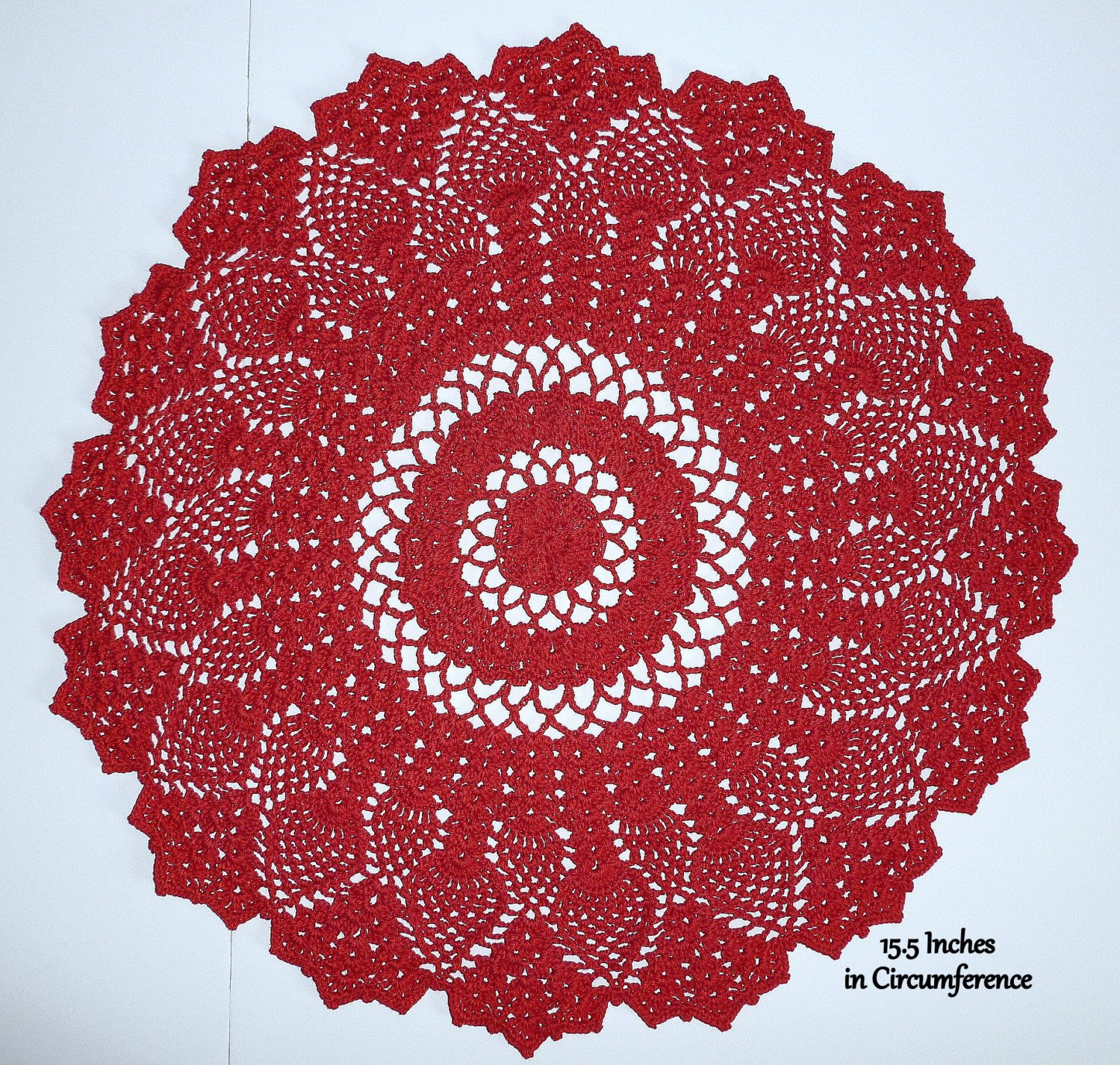 Red Doilies Awesome Crochet Doily Home Decor Red Doily Fine Crochet Doily Lace Of Luxury 43 Images Red Doilies