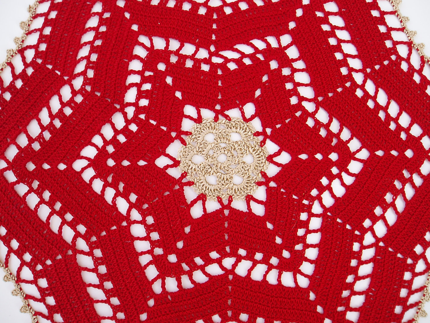 Red Doilies Fresh Lace Crochet Christmas Table Decoration Lace Crochet Of Luxury 43 Images Red Doilies