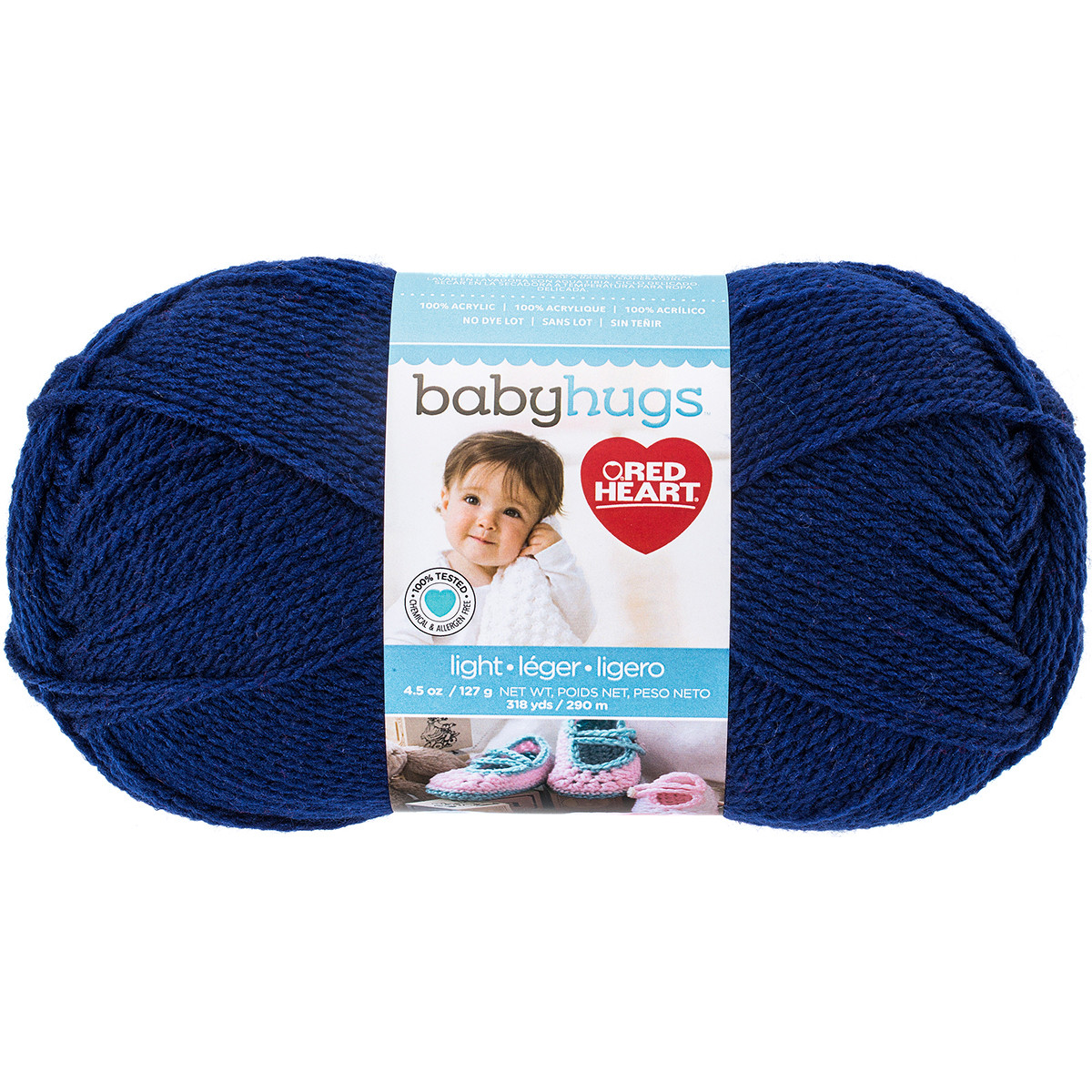 Red Heart Baby Hugs Yarn Best Of Red Heart Baby Hugs™ Light Yarn Blueberry Of Amazing 40 Pictures Red Heart Baby Hugs Yarn