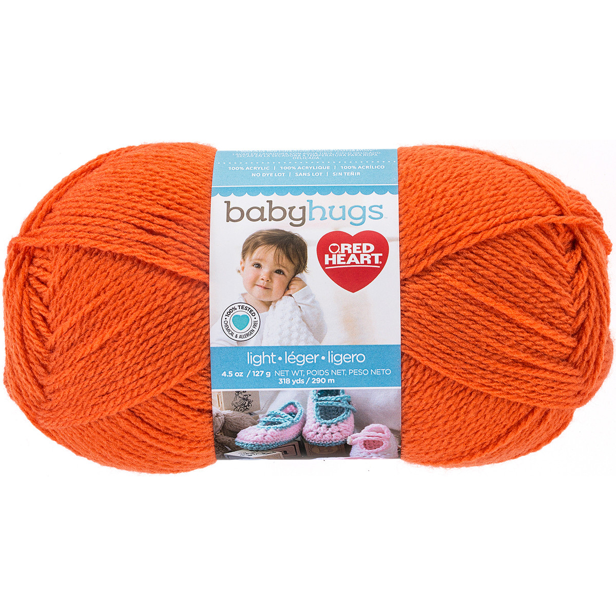 Red Heart Baby Hugs Yarn Unique Red Heart Baby Hugs™ Light Yarn orangie Of Amazing 40 Pictures Red Heart Baby Hugs Yarn