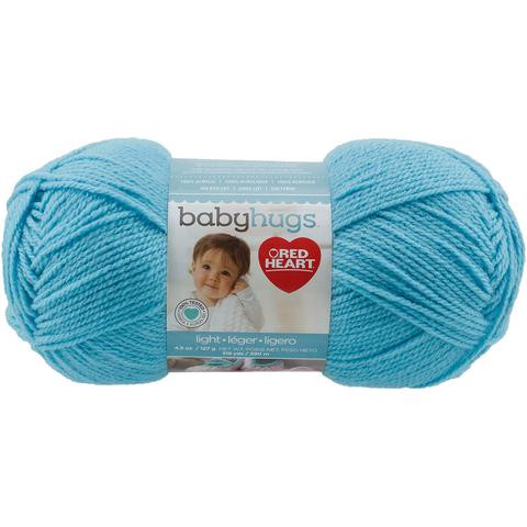 Red Heart Baby Yarn Best Of Red Heart Baby Hugs Light Yarn Sky – Knitting Warehouse Of Wonderful 48 Ideas Red Heart Baby Yarn