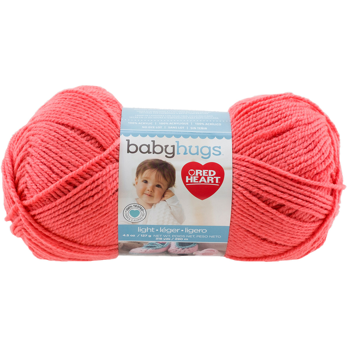 Red Heart Baby Yarn Inspirational Red Heart Baby Hugs™ Light Yarn Peachie Of Wonderful 48 Ideas Red Heart Baby Yarn
