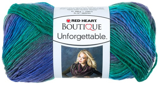 red heart boutique unfor table aran yarn dragonfly p