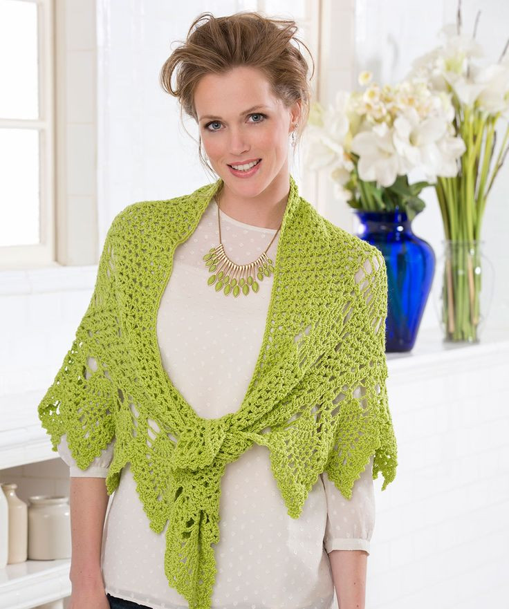 Red Heart Crochet Elegant 396 Best Images About Crochet Triangle Shawl Marame On Of Contemporary 50 Models Red Heart Crochet