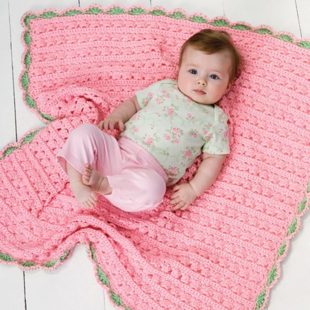Red Heart Crochet Patterns Elegant Cuddle & Coo Blanket In Red Heart soft Baby Steps solids Of Charming 49 Models Red Heart Crochet Patterns