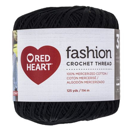 Red Heart Crochet Thread Size 10 Best Of Red Heart Classic Crochet Thread Size 10 Black Walmart Of Awesome 42 Photos Red Heart Crochet Thread Size 10