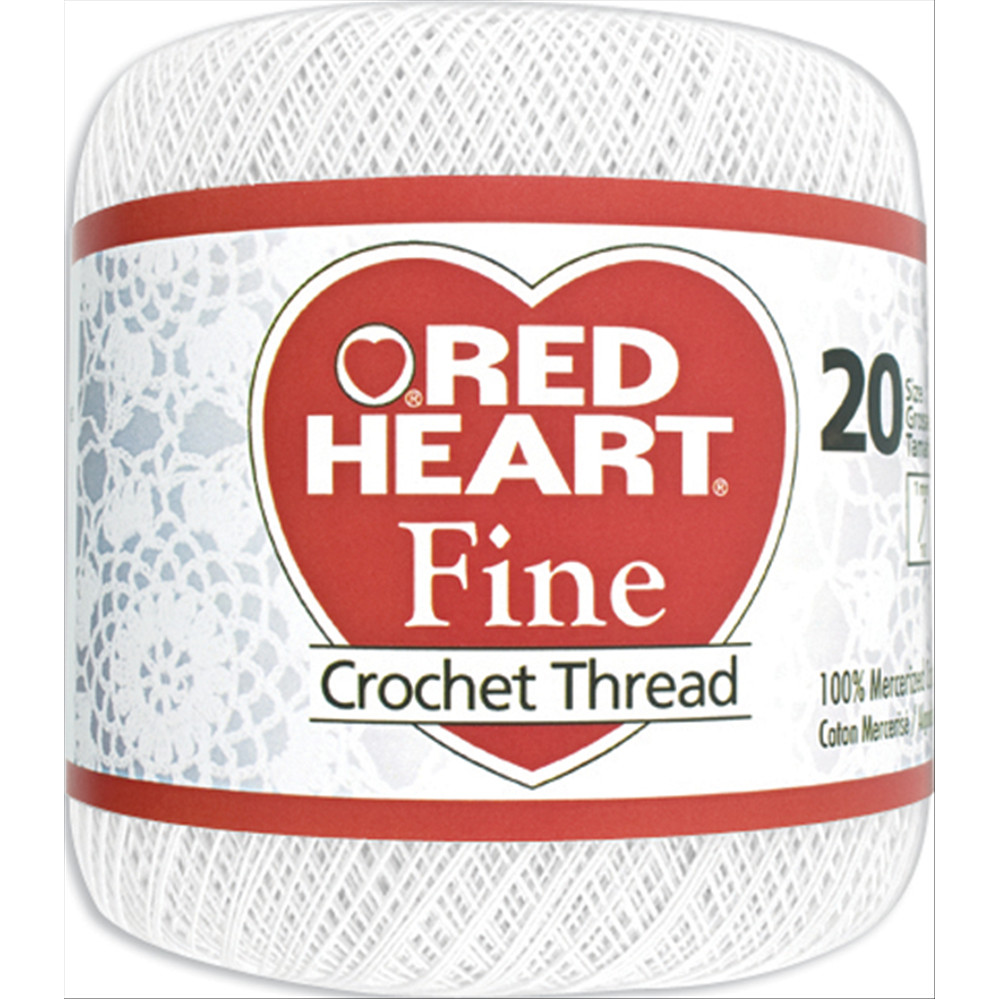 Red Heart Crochet Thread Size 10 Fresh Red Heart Fine Crochet Thread Size 20 White Of Awesome 42 Photos Red Heart Crochet Thread Size 10