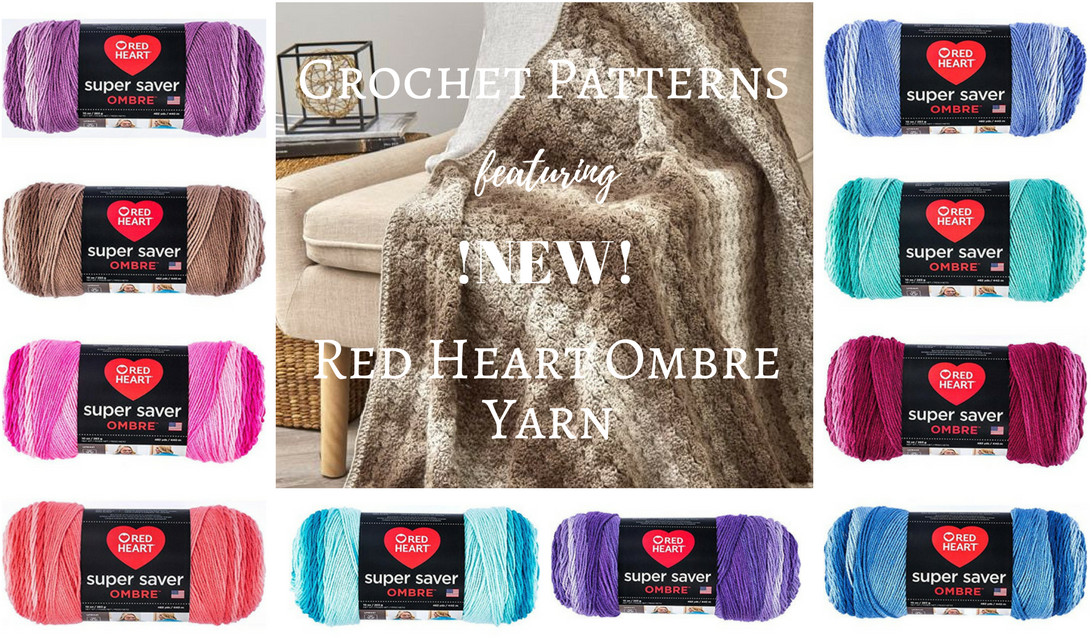 Red Heart Ombre Luxury Red Heart Super Saver Ombre Yarn Featured In Free Crochet Of Delightful 46 Ideas Red Heart Ombre