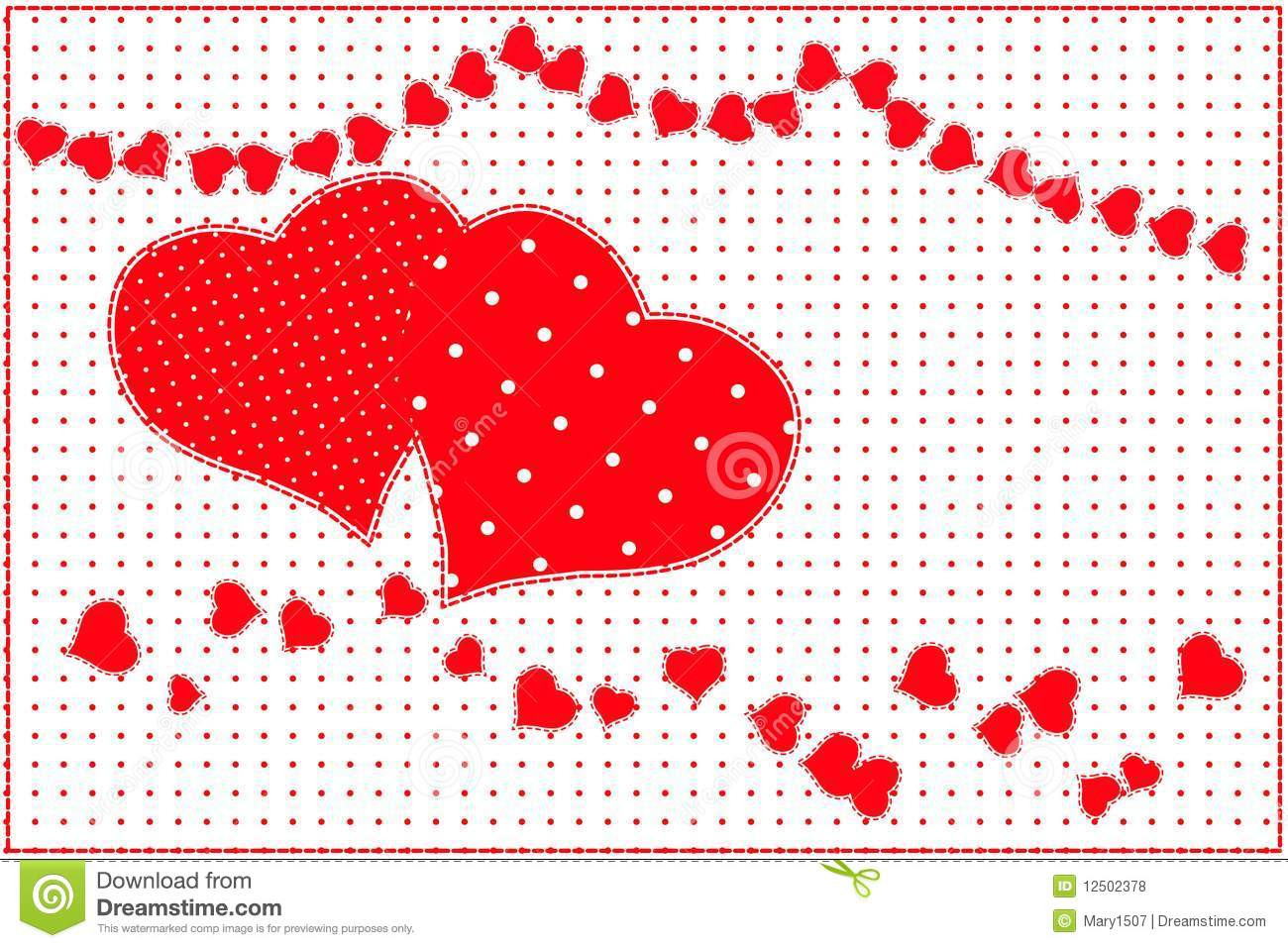 Red Heart Patterns Fresh Red Heart Pattern Royalty Free Stock S Image Of Contemporary 46 Ideas Red Heart Patterns
