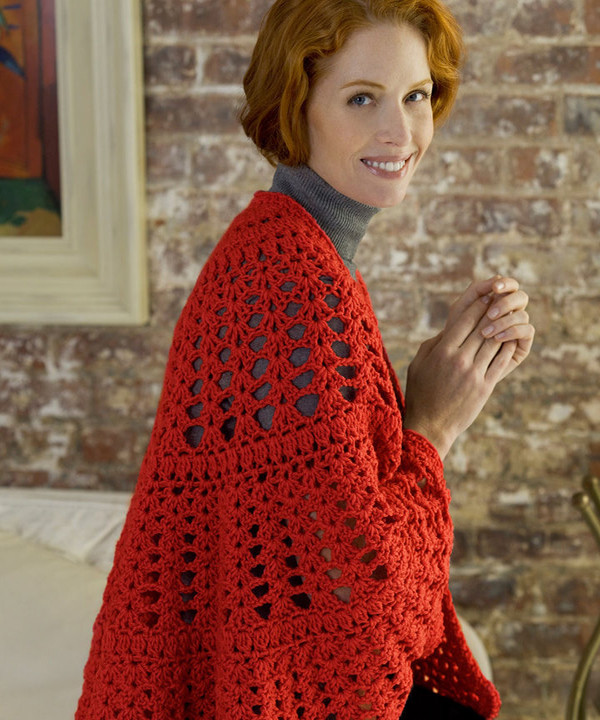 Red Heart Patterns Lovely Free Have A Heart Shawl Crochet Pattern From Redheart Of Contemporary 46 Ideas Red Heart Patterns