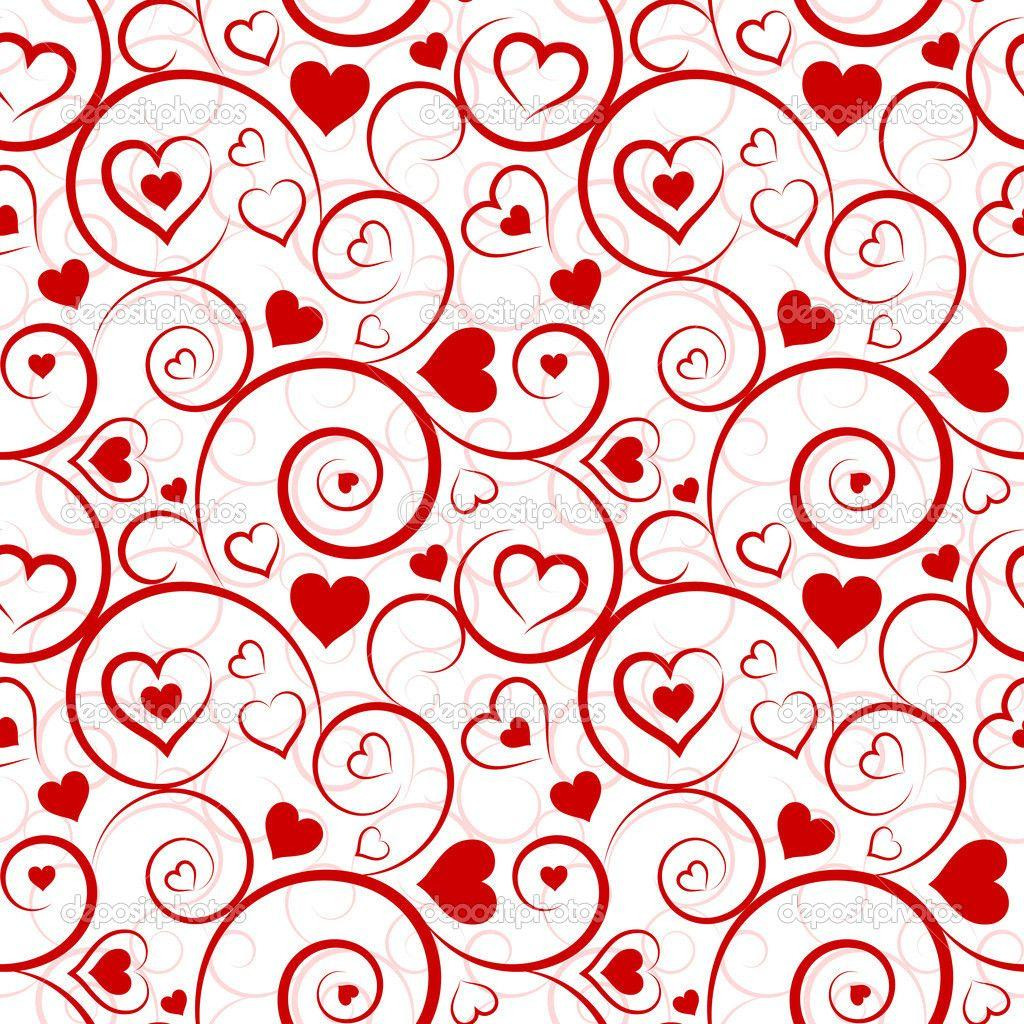 Red Heart Patterns Lovely Red Heart Backgrounds Wallpaper Cave Of Contemporary 46 Ideas Red Heart Patterns