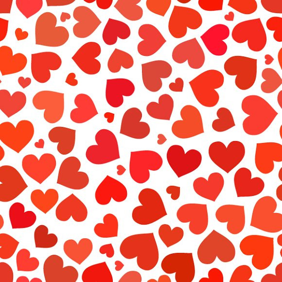 Red Heart Patterns Luxury Red Heart On A White Pattern Patterns Creative Market Of Contemporary 46 Ideas Red Heart Patterns