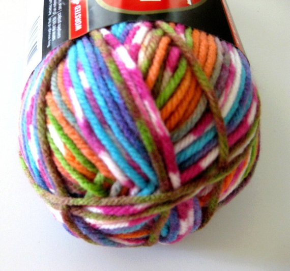 Red Heart Rainbow Yarn Inspirational Red Heart Stripes Yarn Cancun Stripe Medium Worsted by Of Luxury 41 Models Red Heart Rainbow Yarn