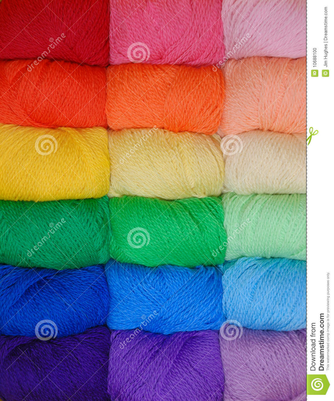 Red Heart Rainbow Yarn Luxury Rainbow Of Yarn Stock Photo Image Of Blue Green Purple Of Luxury 41 Models Red Heart Rainbow Yarn