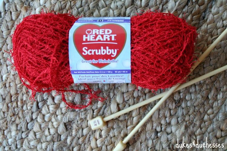 Red Heart Scrubby Yarn Luxury Knit Dish Scrubbie Dukes and Duchesses Of Great 40 Pics Red Heart Scrubby Yarn