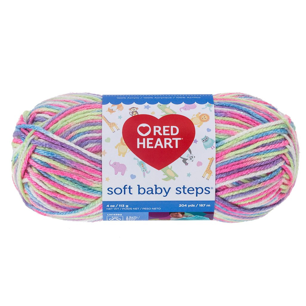 Red Heart soft Baby Steps Elegant Red Heart soft Baby Steps™ Yarn Print Of Awesome 49 Ideas Red Heart soft Baby Steps