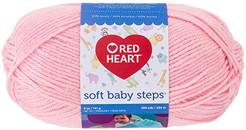 Red Heart soft Baby Steps Elegant Red Heart soft Baby Steps Yarn solid Baby Pink Arts Of Awesome 49 Ideas Red Heart soft Baby Steps