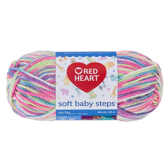 Red Heart soft Baby Steps Lovely Red Heart soft Baby Steps™ Yarn Print Of Awesome 49 Ideas Red Heart soft Baby Steps