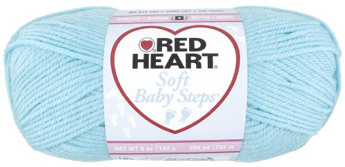Red Heart Soft Baby Steps Yarn – A Hobby Store Hobbyists
