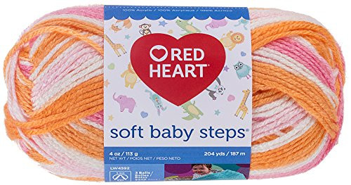 Red Heart soft Baby Steps Yarn Elegant Red Heart soft Baby Steps Yarn sorbet Food Beverages Of Innovative 40 Images Red Heart soft Baby Steps Yarn