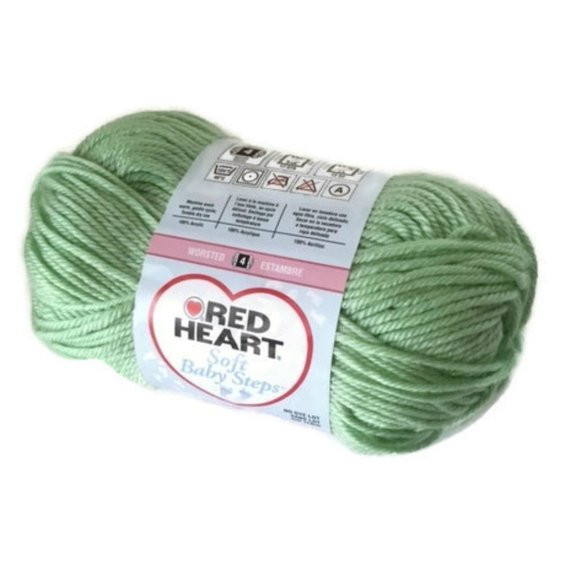 Red Heart soft Baby Yarn Unique Red Heart Yarn soft Baby Steps Baby Green E746 Acrylic Destash Of Brilliant 45 Ideas Red Heart soft Baby Yarn