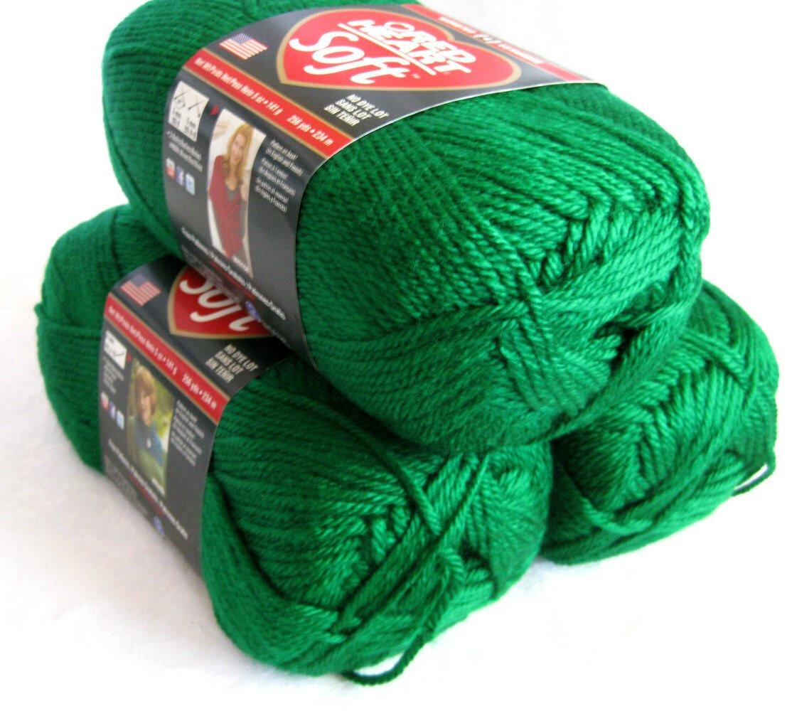 Red Heart soft Yarn Best Of Red Heart soft Yarn True Green Medium Worsted by Crochetgal Of Wonderful 38 Images Red Heart soft Yarn