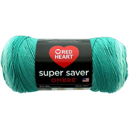 Red Heart Super Saver Ombre Inspirational C&c Red Heart Super Saver Yarn 10oz Ombre Spearmnt Of Delightful 32 Pics Red Heart Super Saver Ombre