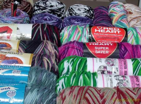 Red Heart Variegated Yarn Beautiful Yarn Lot Red Heart Brunswick Acrylics All Ombres Of Luxury 41 Ideas Red Heart Variegated Yarn