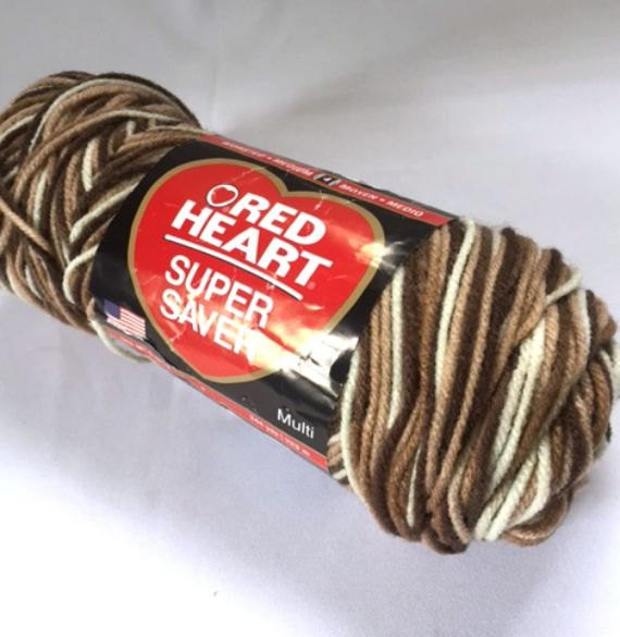 Red Heart Variegated Yarn Inspirational Red Heart Super Saver Yarn Worsted Weight Variegated Shaded Of Luxury 41 Ideas Red Heart Variegated Yarn
