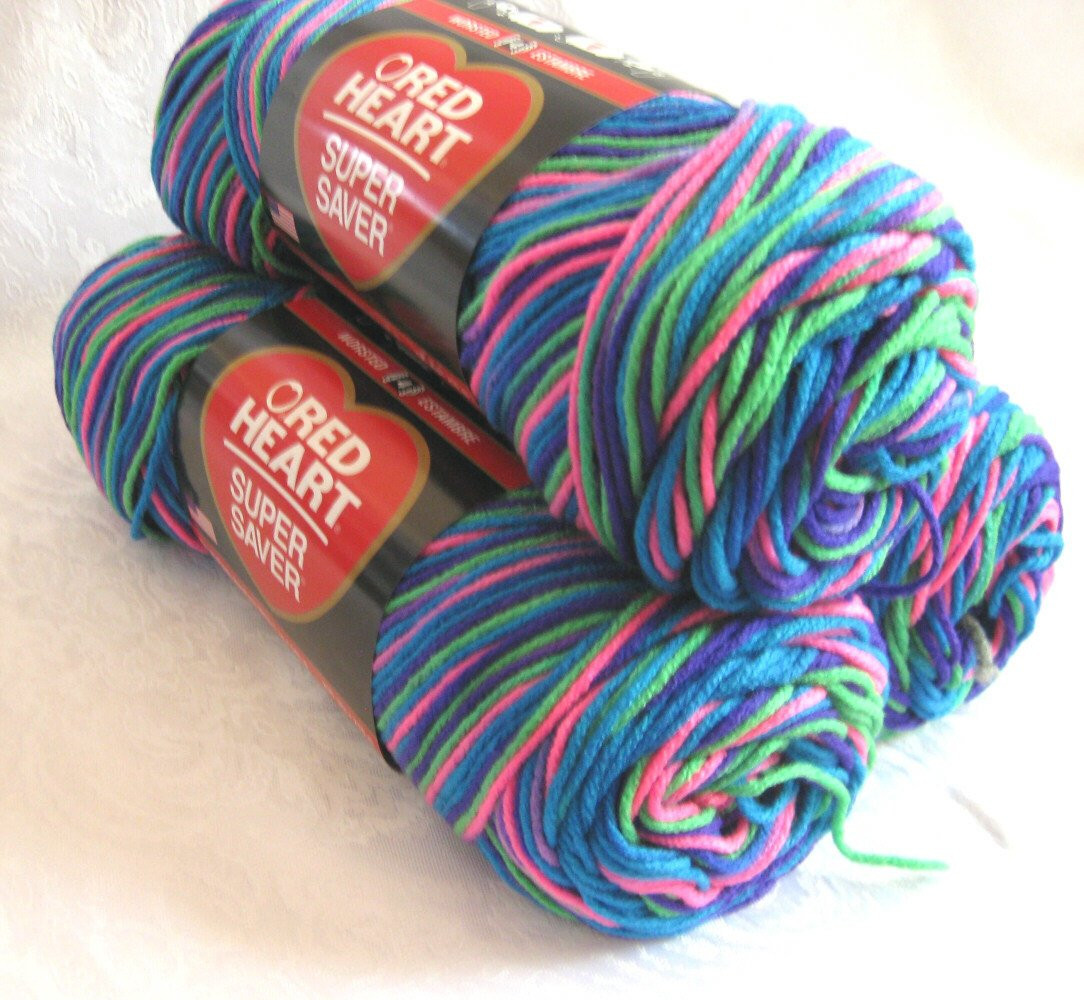 Red Heart Variegated Yarns Related Keywords Red Heart