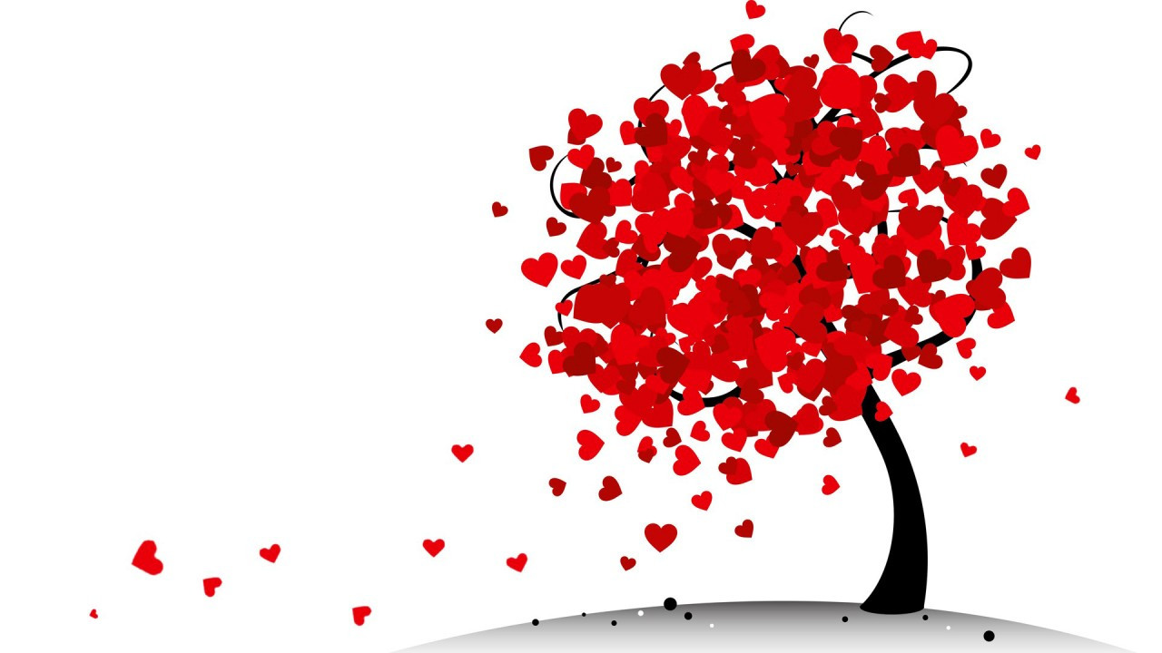 Red Heart with Love Best Of Red Heart Tree Wallpapers Of Awesome 41 Ideas Red Heart with Love