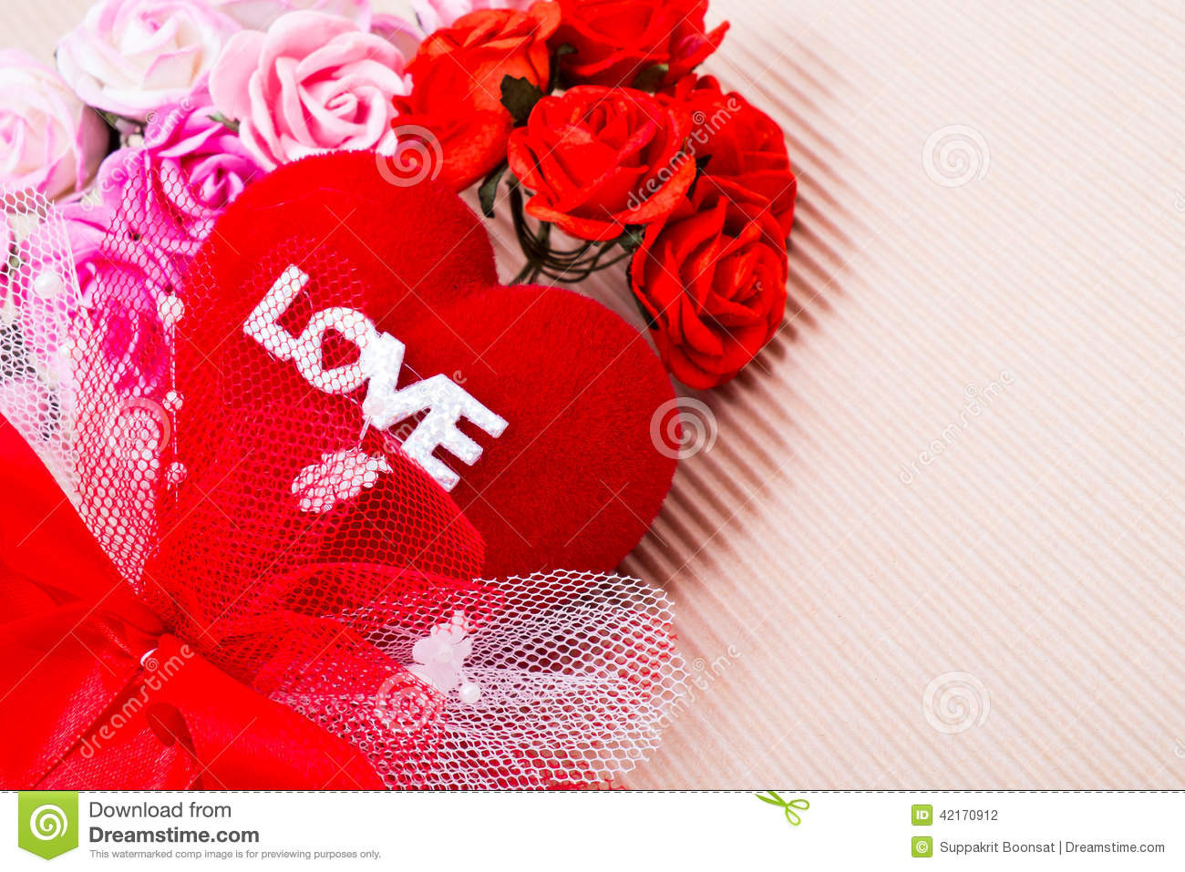 Red Heart with Love New Red Heart with Love Word and Roses Royalty Free Stock Of Awesome 41 Ideas Red Heart with Love