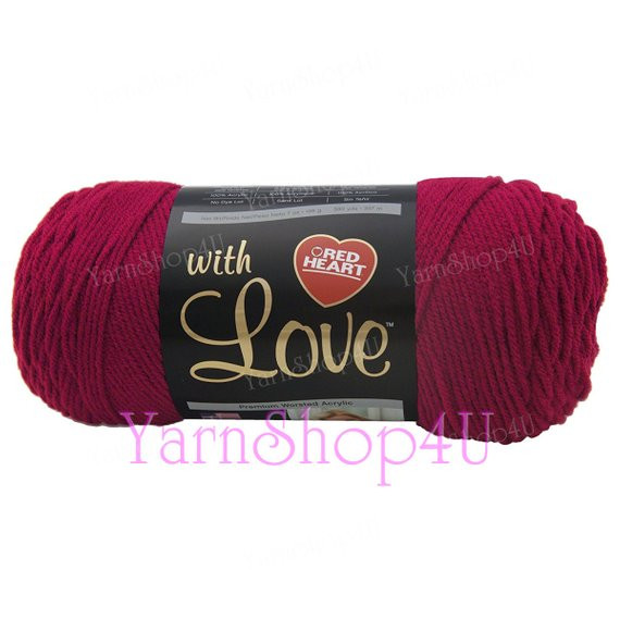 Red Heart with Love Yarn Fresh Holly Berry 7oz Red Heart with Love Yarn 7 Oz soft Red Of Top 50 Pictures Red Heart with Love Yarn