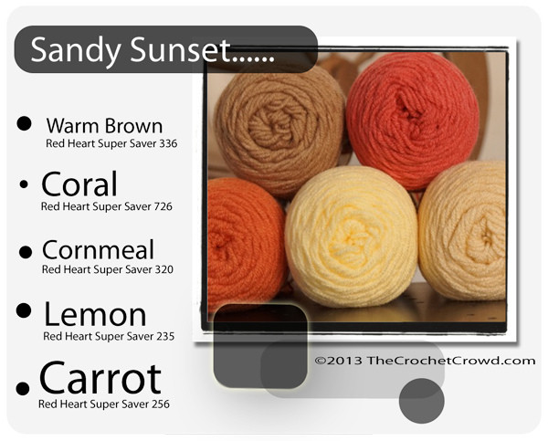 Red Heart Yarn Colors Fresh Sandy Sunset Super Saver Color Mix Of Innovative 48 Ideas Red Heart Yarn Colors