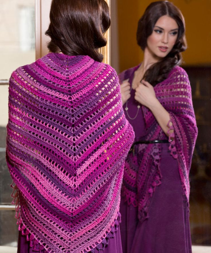 Red Heart Yarn Patterns New 602 Best Crochet Ponchos Shawls Images On Pinterest Of Luxury 48 Images Red Heart Yarn Patterns