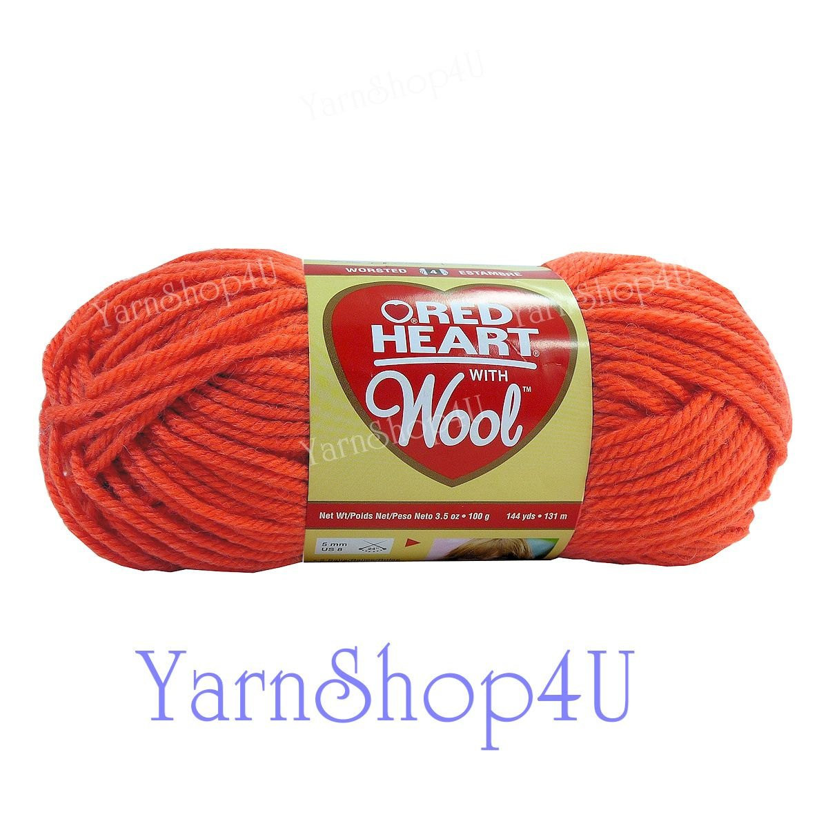 Red Heart Yarn Sale Fresh Sale Tangerine 3 5oz Red Heart with Wool orange Yarn Of Awesome 47 Models Red Heart Yarn Sale