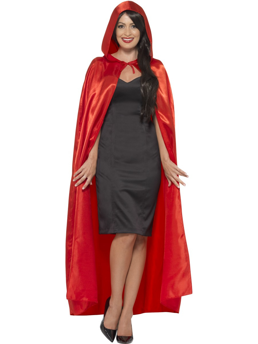 Red Hooded Cape Best Of Cape Red Hooded Partynutters Uk Of Perfect 49 Photos Red Hooded Cape