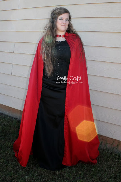 Red Hooded Cape Elegant Doodlecraft Red Hooded Cape Of Perfect 49 Photos Red Hooded Cape