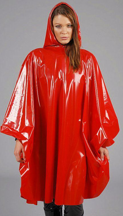 Red Hooded Cape Fresh Red Pvc Hooded Cape Coats Pinterest Of Perfect 49 Photos Red Hooded Cape