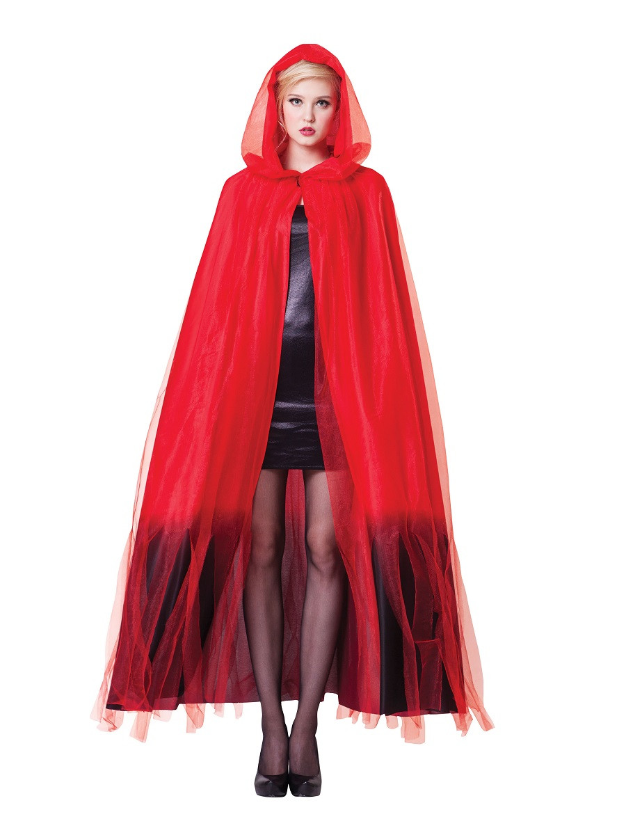 Red Hooded Cape Luxury Adult Red Hooded Cape Ac122 Fancy Dress Ball Of Perfect 49 Photos Red Hooded Cape