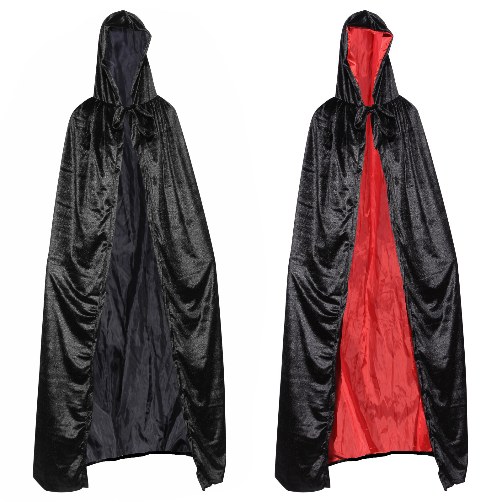 Red Hooded Cape Luxury Scary Me Val Black Red Cloak Fancy Dress Hooded Cape Of Perfect 49 Photos Red Hooded Cape