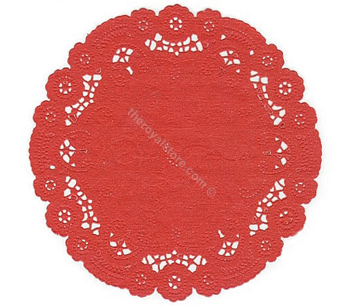 Red Paper Doilies Beautiful Red Lace Round Paper Doilies Royal Lace Q Geographics Of Great 49 Images Red Paper Doilies