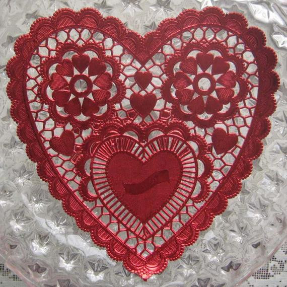 Red Paper Doilies Best Of 4 Fancy Paper Lace Red Metallic Doilies Doily by Of Great 49 Images Red Paper Doilies