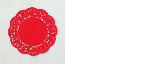 Red Paper Doilies Elegant Red Paper Doilies Of Great 49 Images Red Paper Doilies