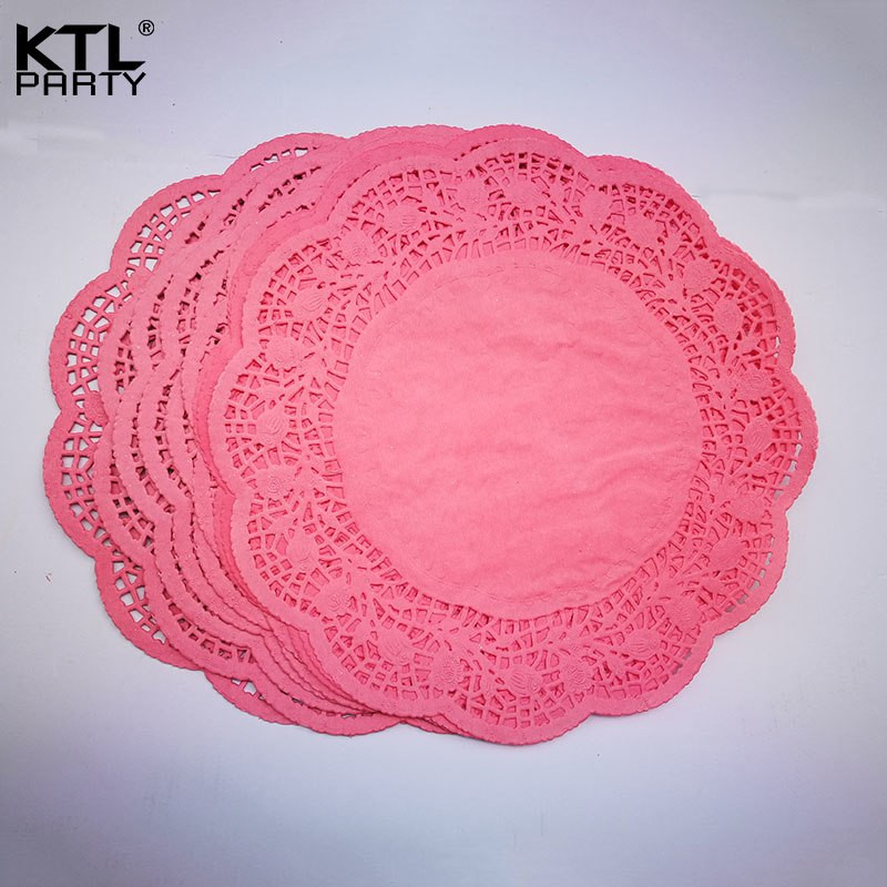 Red Paper Doilies Inspirational 50pcs Lot 14inch 36cm Red Lace Paper Mat Doilies Round Of Great 49 Images Red Paper Doilies